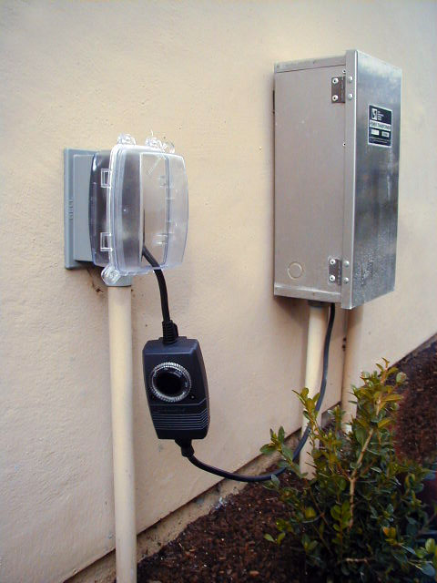 Low Voltage Outdoor Lighting Transformer | Interior Design Ideas